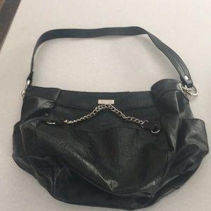 Miche Felecity black chain purse